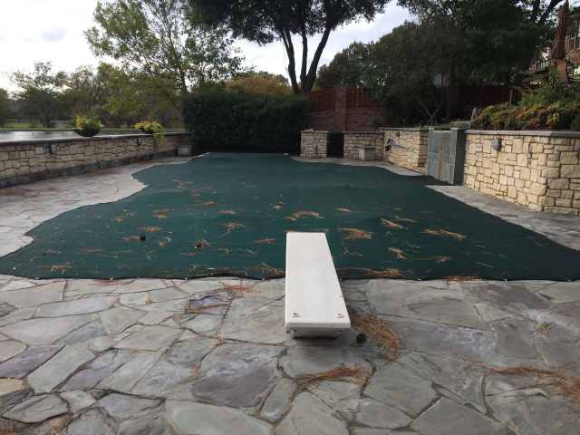 Custom Pool Net - Keller, TX