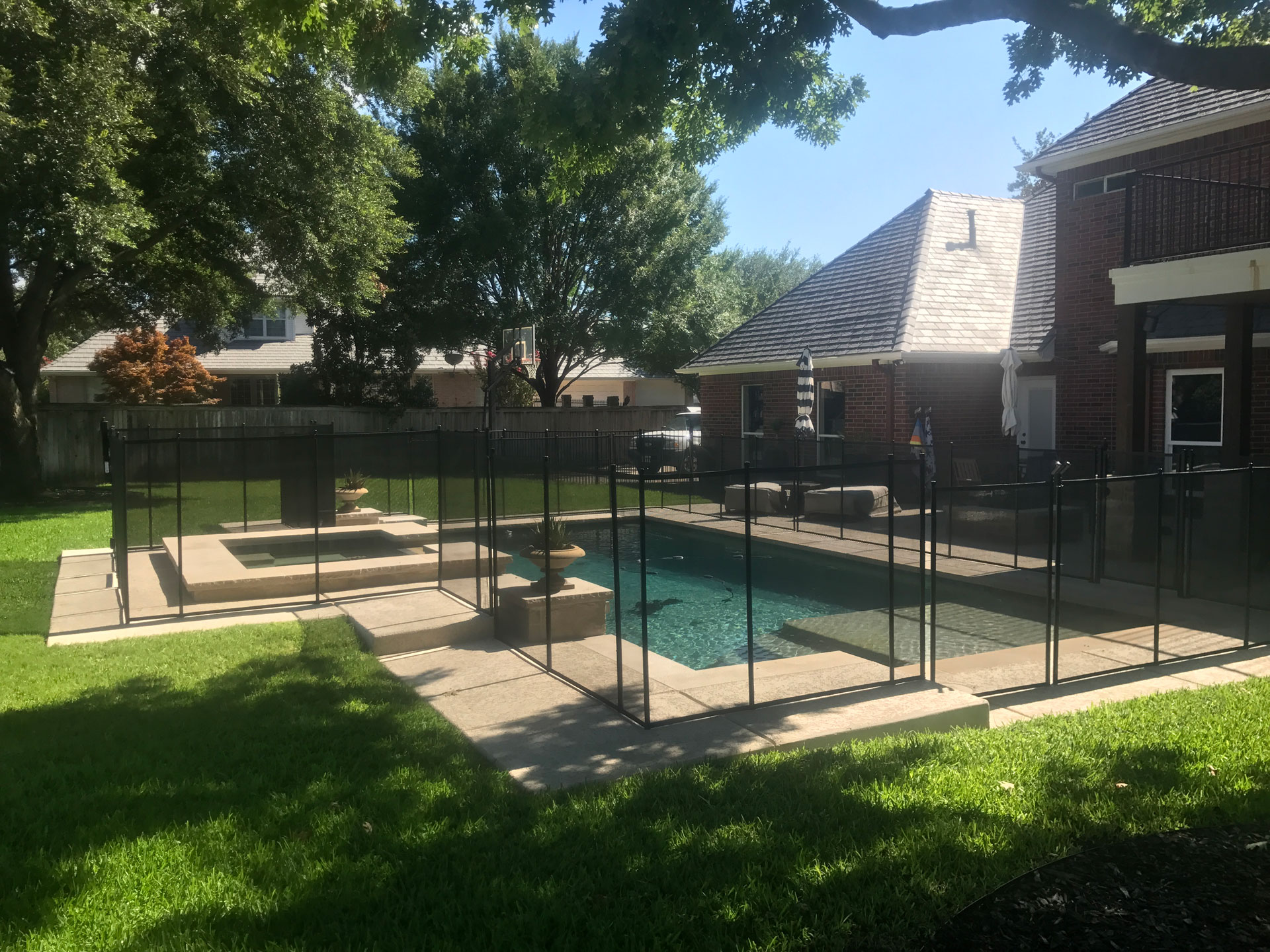 Custom Safety Fence - Fort Worth, TX