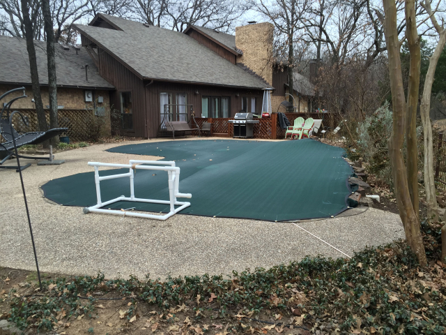 Pool Leaf Net - Plano, TX